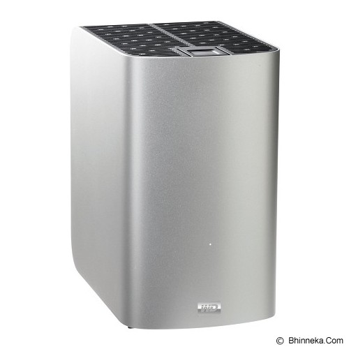WD My Book Thunderbolt Duo 6TB [WDBUTV0060JSL-SESN]with Thunderbolt Cable - Hard Disk External 3.5 Inch