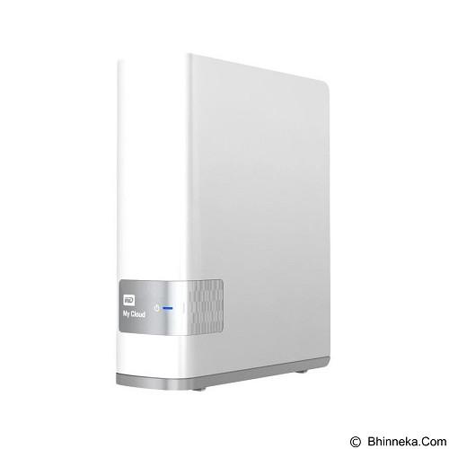 WD My Cloud 2TB [WDBCTL0020HWT-SESN] (Merchant) - Smb Nas 1-Bay