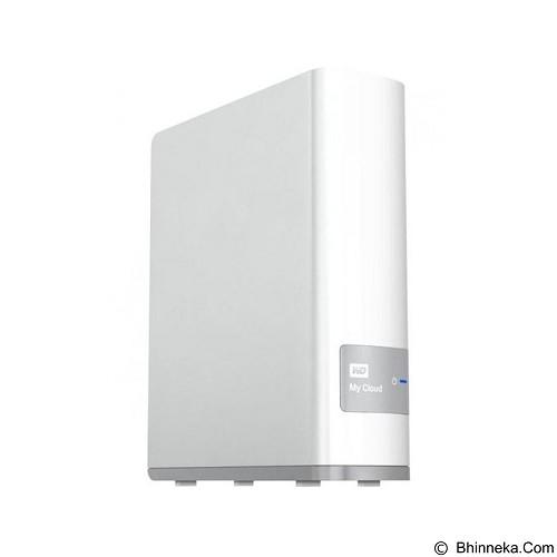 WD My Cloud 4TB [WDBCTL0040HWT-SESN] (Merchant) - Smb Nas 1-Bay