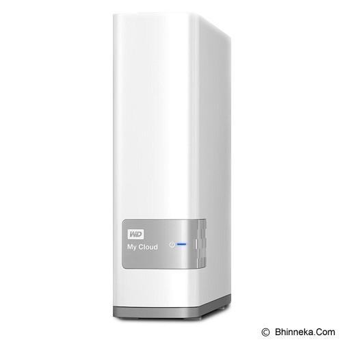 WD My Cloud 8TB [WDBCTL0080HWT-SESN] - Smb Nas 1-Bay