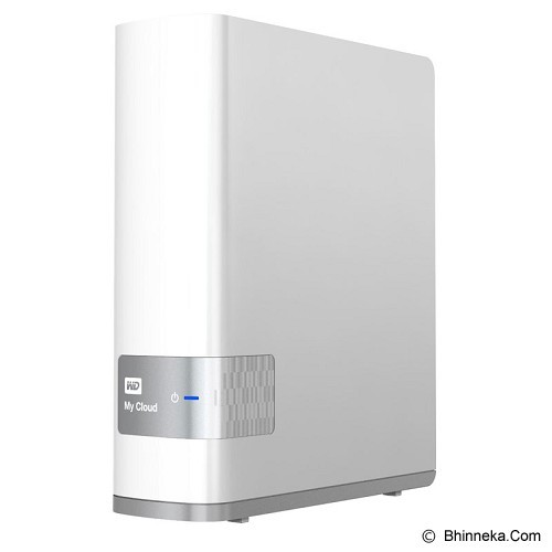 WD My Cloud 8TB [WDBCTL0080HWT] - Smb Nas 1-Bay