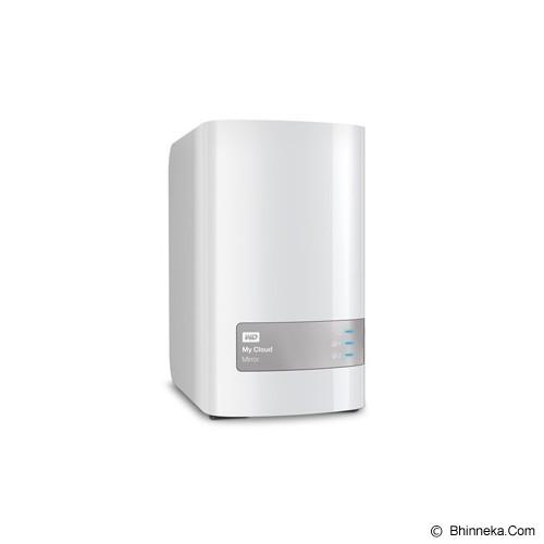 WD My Cloud Mirror Gen 2 6TB [WDBWVZ0060JWT-SESN] - Smb Nas 2-Bay