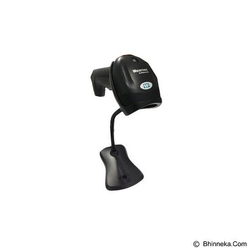WEARNES Barcode Scanner WSR-2200 + Stand (Merchant) - Scanner Barcode Handheld