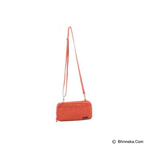WEEKEIGHT Generic Korean Sling Bag Travel [WK-SBT-OR] - Orange - Travel Bag