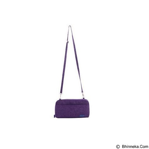 WEEKEIGHT Generic Korean Sling Bag Travel [WK-SBT-PR] - Purple - Travel Bag