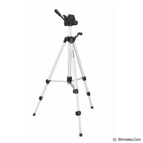 WEIFENG Tripod WT 330 B - Black - Tripod Combo With Head