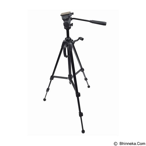 WEIFENG Tripod WT 3715 - Tripod Combo With Head