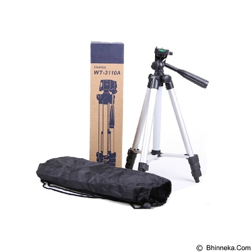 WEIFENG Tripod [WT-3110A] - Tripod Combo With Head