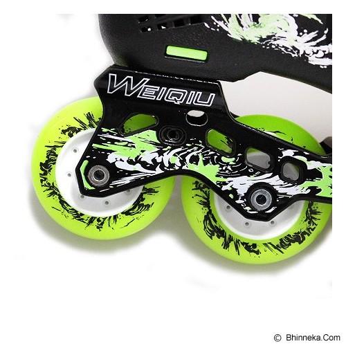 WEIQIU Sepatu Roda Inline Size 40 [ARS-0302] - Inline Skate