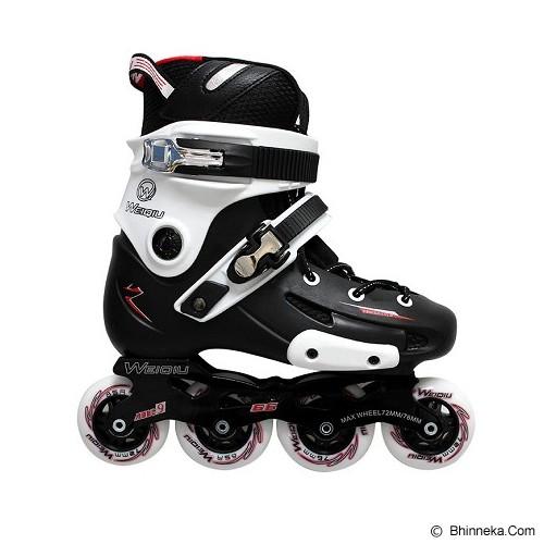 WEIQIU Sepatu Roda Inline Size 43 [F5166-1002] - Inline Skate