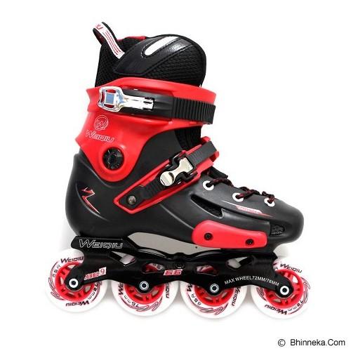 WEIQIU Sepatu Roda Inline Size 42 [F5166-1003] - Inline Skate