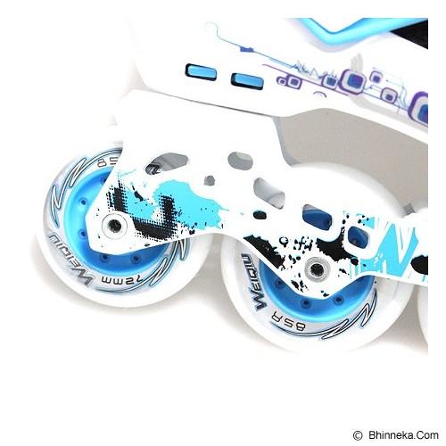 WEIQIU Sepatu Roda Inline Size 38 [JD-0701] - Inline Skate