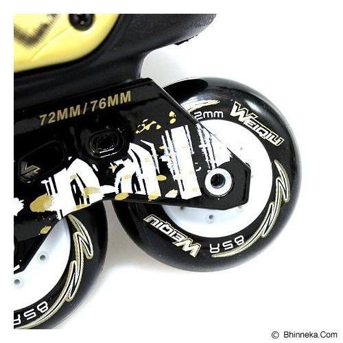 WEIQIU Sepatu Roda Inline Size 38 [JG-0802] - Inline Skate