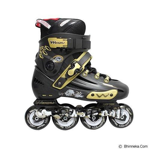 WEIQIU Sepatu Roda Inline Size 43 [JG-0802] - Inline Skate
