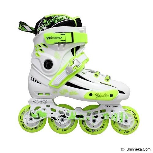 WEIQIU Sepatu Roda Inline Size 40 [ZZ-0401] - Inline Skate