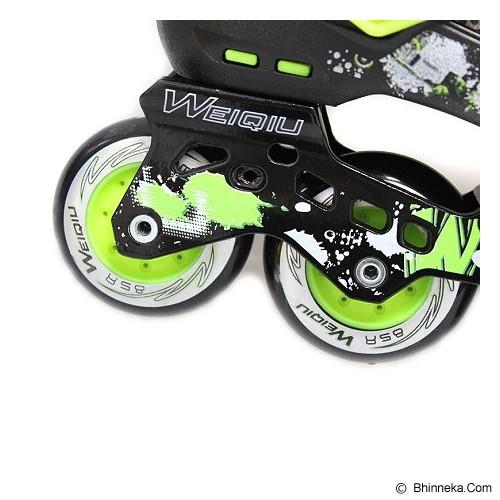 WEIQIU Sepatu Roda Inline Size 40 [ZZ-0405] - Inline Skate