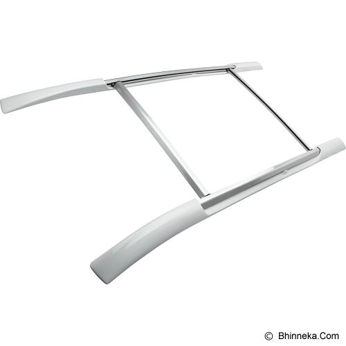 WELL CO Roof Rail Full ABS K4 Innova - White Metalic - Organizer Mobil