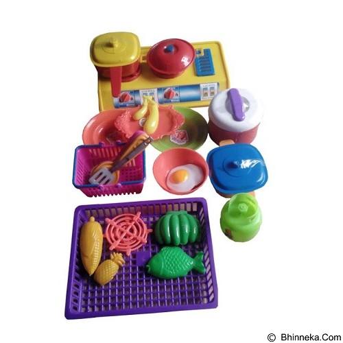 WELVA Mainan Masak Masakan [KS08] - Mainan Masak Masakan / Kitchen Toys