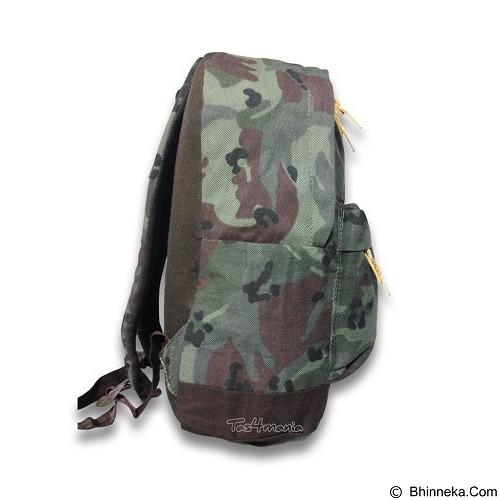 WESTPAK Tas Ransel Laptop Wanita Army (Merchant) - Notebook Backpack