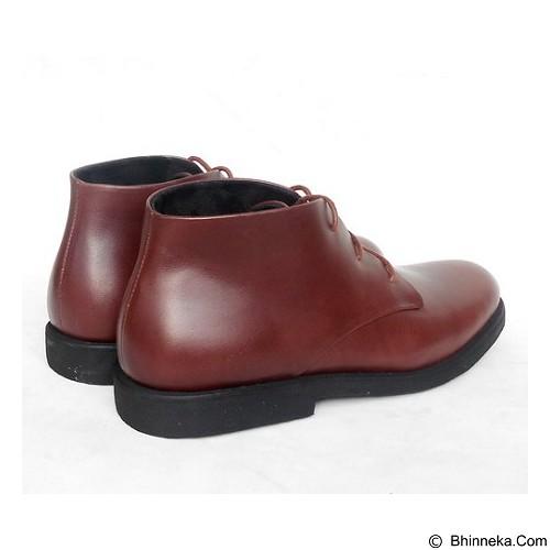 WETAN Sepatu Pria Jayakarta1 Size 44 - Brown - Casual Boots Pria