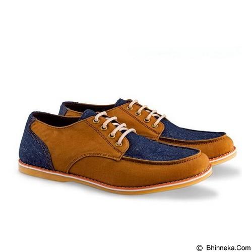 WETAN Sepatu Pria Majapahit Size 42 - Casual Boots Pria
