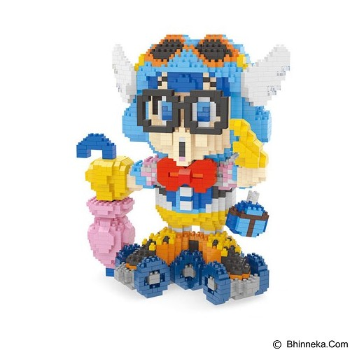 WISE HAWK 2442 Arale Norimaki Dr Slump [305002501] (Merchant) - Building Set Movie