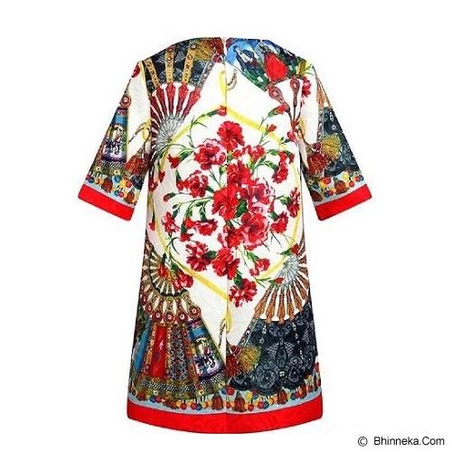 WL MONSOON Dress Princess Size 12A Y 152cm - White - Dress Bepergian/Pesta Bayi dan Anak