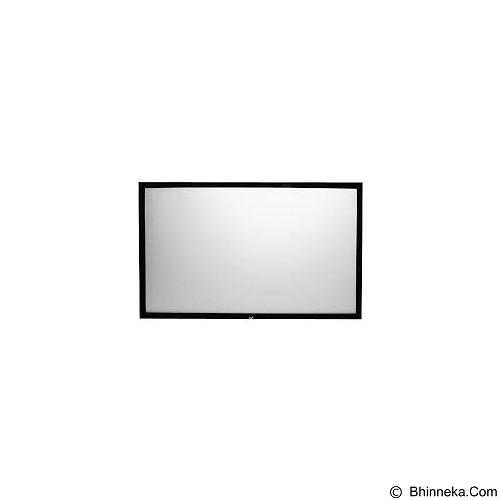 World Screen Fixe Wall Frame Screen 80