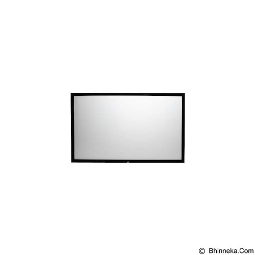 World Screen Fixe Wall Frame Screen 96
