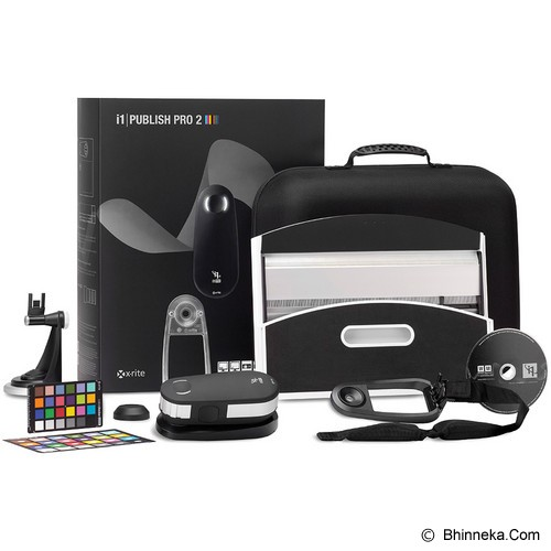 X-RITE i1Publish Pro 2 - Color Management System