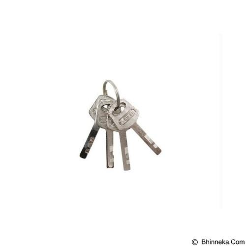 XANDER Gembok Panjang 3 Key 40mm (Merchant) - Kunci Gembok