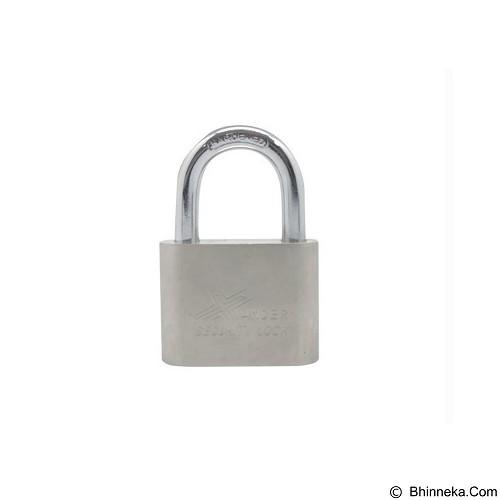 XANDER Gembok Pendek 3 Key 50mm (Merchant) - Kunci Gembok