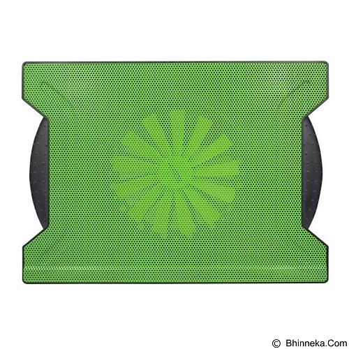 XCOOL Cooler Pad [XCP288] - Green - Notebook Cooler