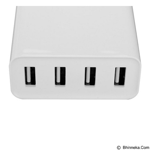 XIAOMI 4 Port USB Charger (Merchant) - Universal Charger Kit