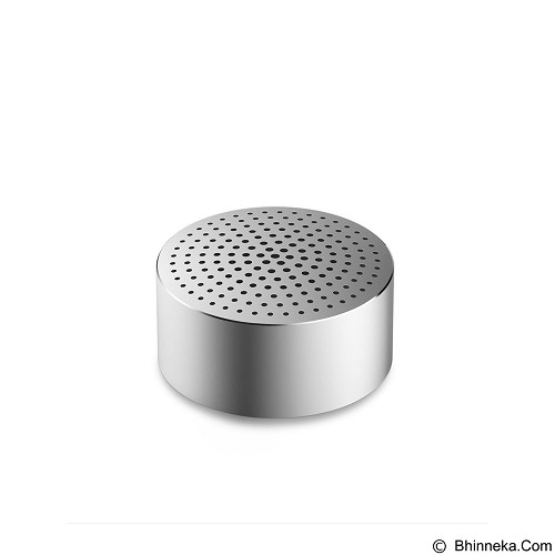 XIAOMI Bluetooth Speaker Portable Mini - Silver
