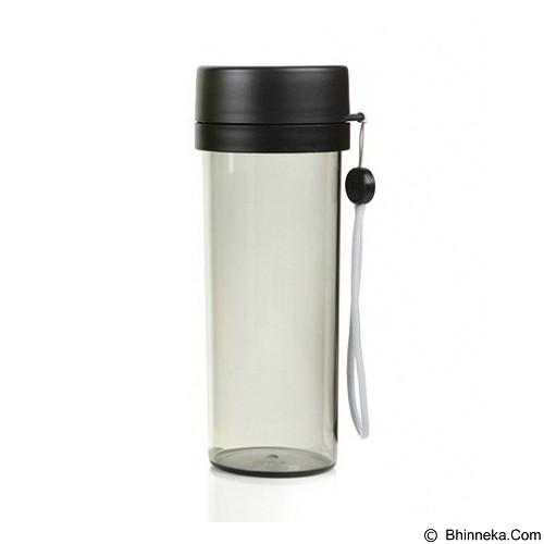 XIAOMI Eco-Friendly Space Portable Cup 480 ml (Merchant) - Black - Botol Minum