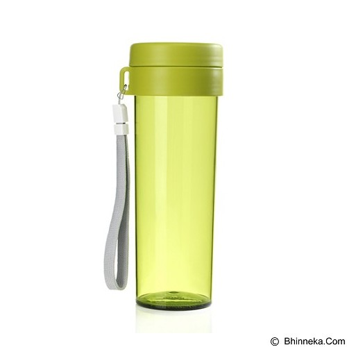 XIAOMI Eco-Friendly Space Portable Cup 480 ml (Merchant) - Green - Botol Minum