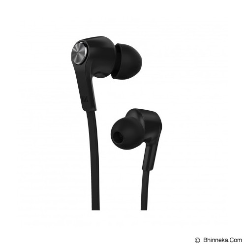 XIAOMI In ear Mi Piston III Headphones Youth Edition - Black - Earphone Ear Monitor / Iem