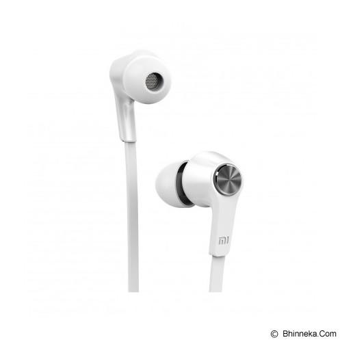 XIAOMI In ear Mi Piston III Headphones Youth Edition - White - Earphone Ear Monitor / Iem
