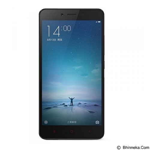 XIAOMI Mi 4C (16GB/2GB RAM) - Grey (Merchant) - Smart Phone Android