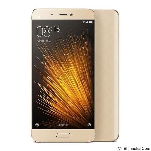 XIAOMI Mi 5 (32GB/3GB RAM) - Gold (Merchant) - Smart Phone Android