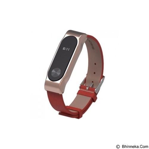 XIAOMI Mi Band 2 Strap - Red (Merchant) - Casing Smartwatch / Case