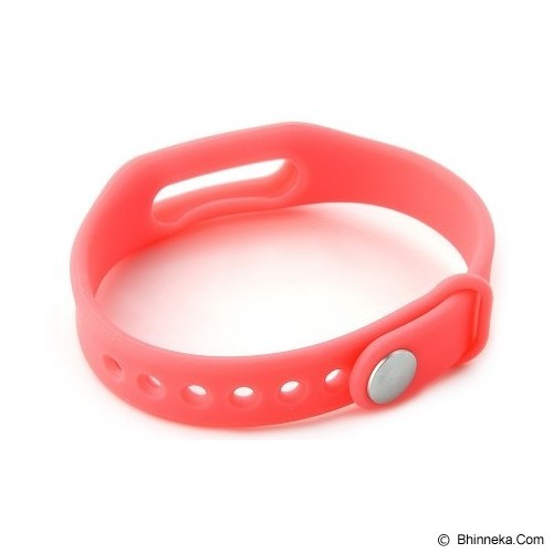 XIAOMI Mi Band Bracelet Strap Only - Pink - Activity Trackers