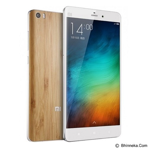 XIAOMI Mi Note Bamboo (16GB/3GB RAM) -White (Merchant) - Smart Phone Android