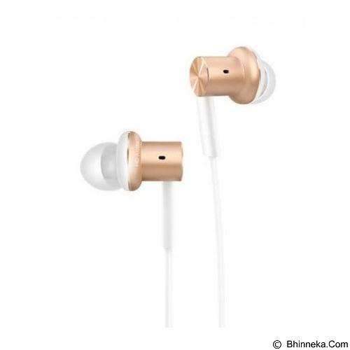 XIAOMI Mi Piston 4 - Gold (Merchant) - Earphone Ear Monitor / Iem