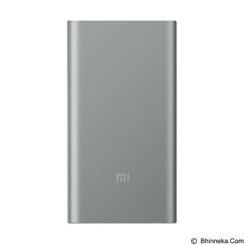 XIAOMI Mi Power Bank Ver-2 10000mAh - Silver