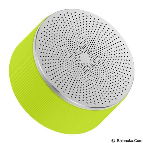 XIAOMI Mi Round Small Size Gun Bluetooth - Green (Merchant) - Speaker Portable