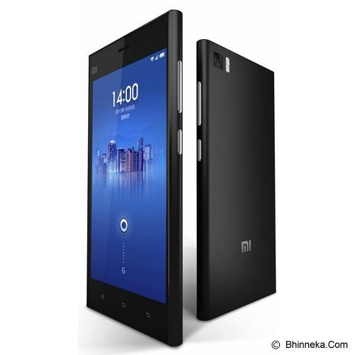 XIAOMI Mi3 (Garansi by Merchant) - Black - Smart Phone Android