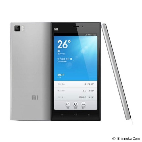 XIAOMI Mi3  - Grey - Smart Phone Android