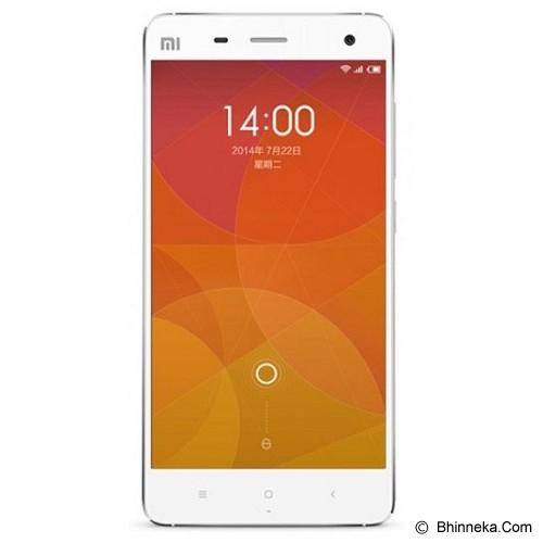 XIAOMI Mi4 4G (16GB/2GB RAM) - Silver (Merchant) - Smart Phone Android